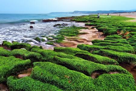 台灣秘境|台灣十大景點|老梅石槽
