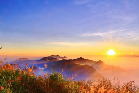 台灣秘境|台灣十大景點|阿里山隙頂
